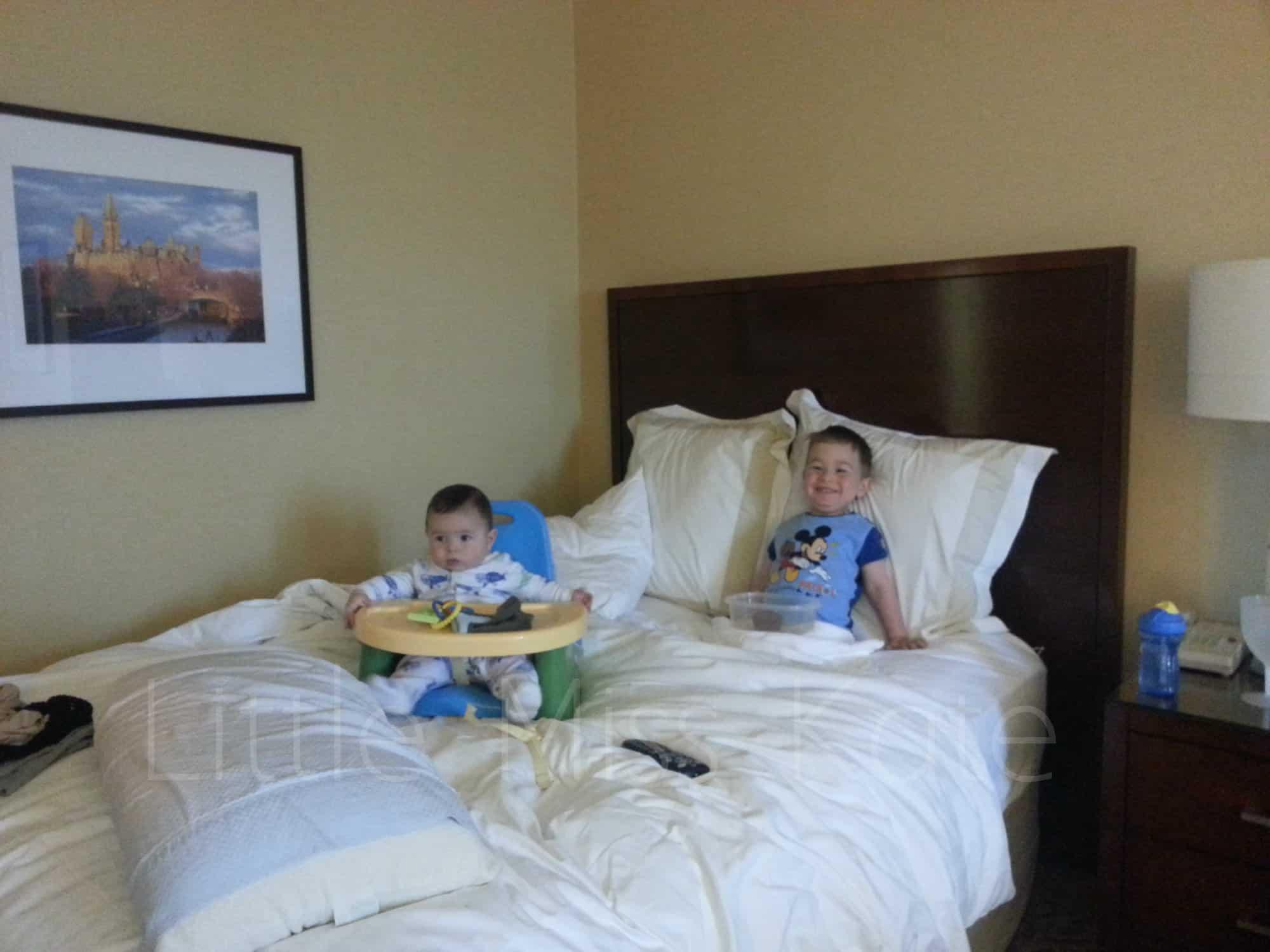 Ottawa Marriott Hotel Review