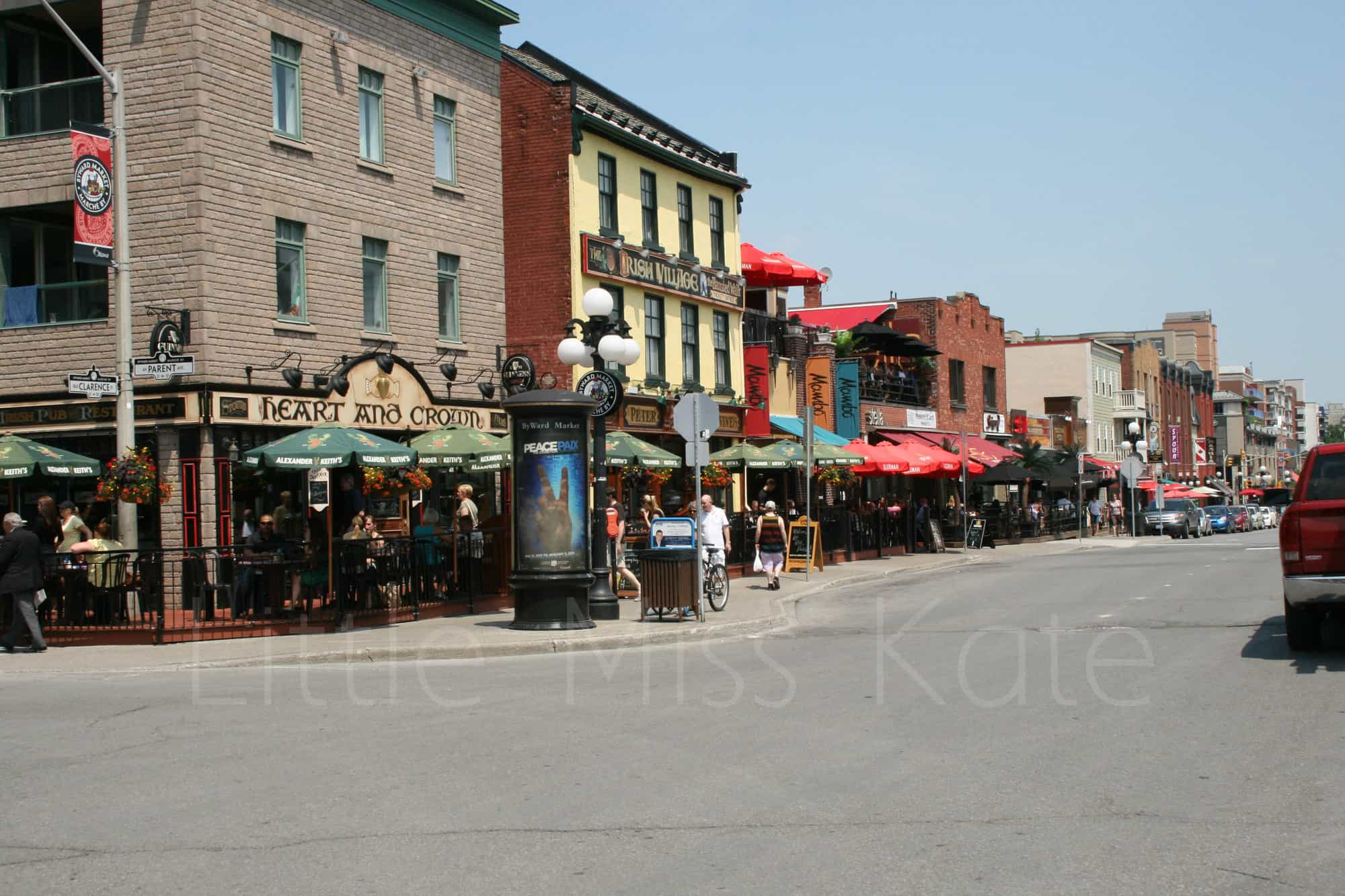 Byward Market Ottawa – Amazing Food & Great Shopping all in one place!