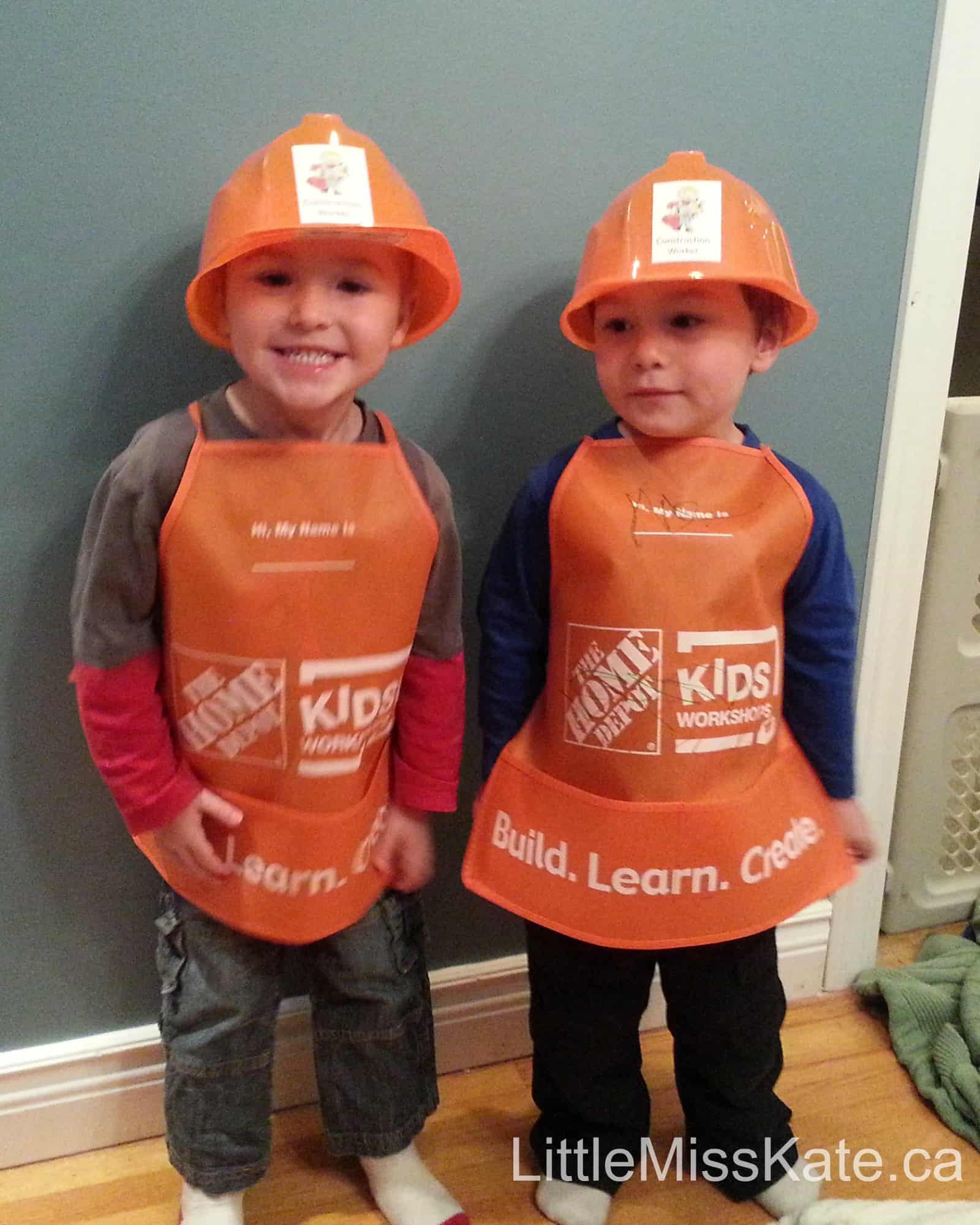 Birthday Party Ideas: Construction Party Games and Activities