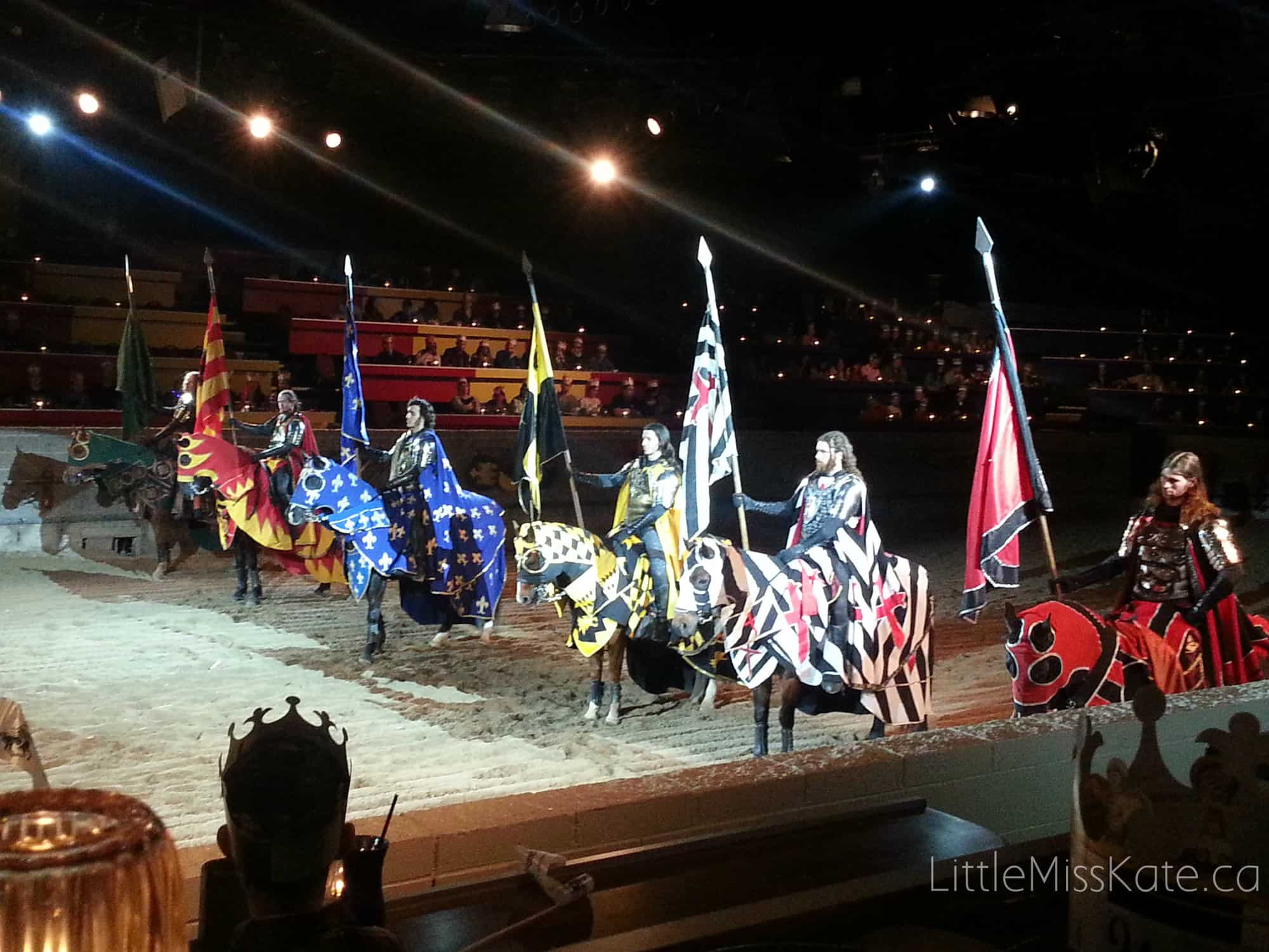 Feast With Kings at Medieval Times