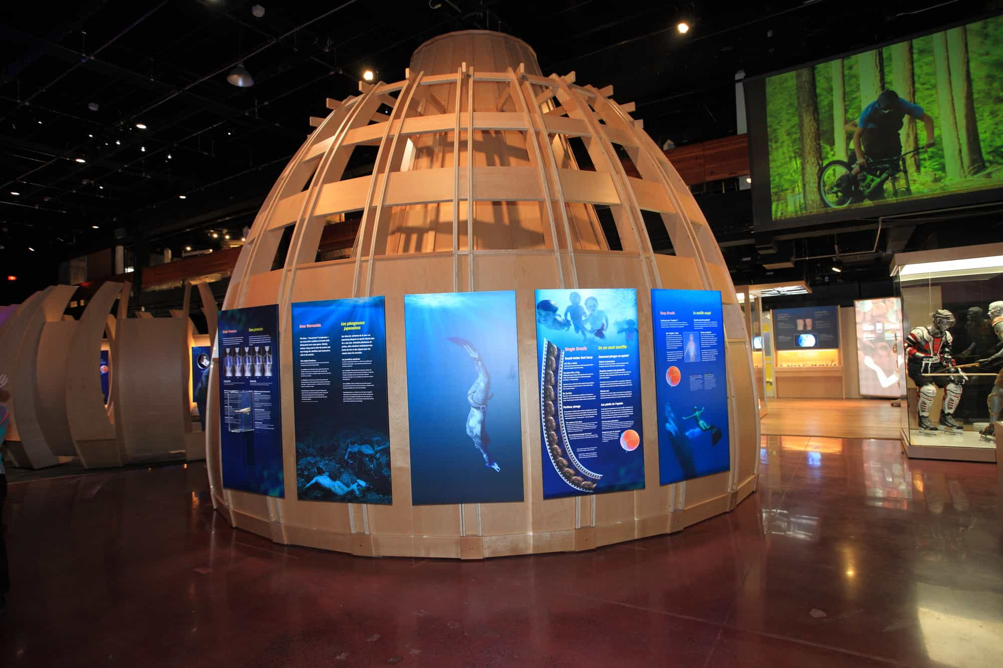 Exploring the Ins and Outs of The Human Body at the Ontario Science Centre