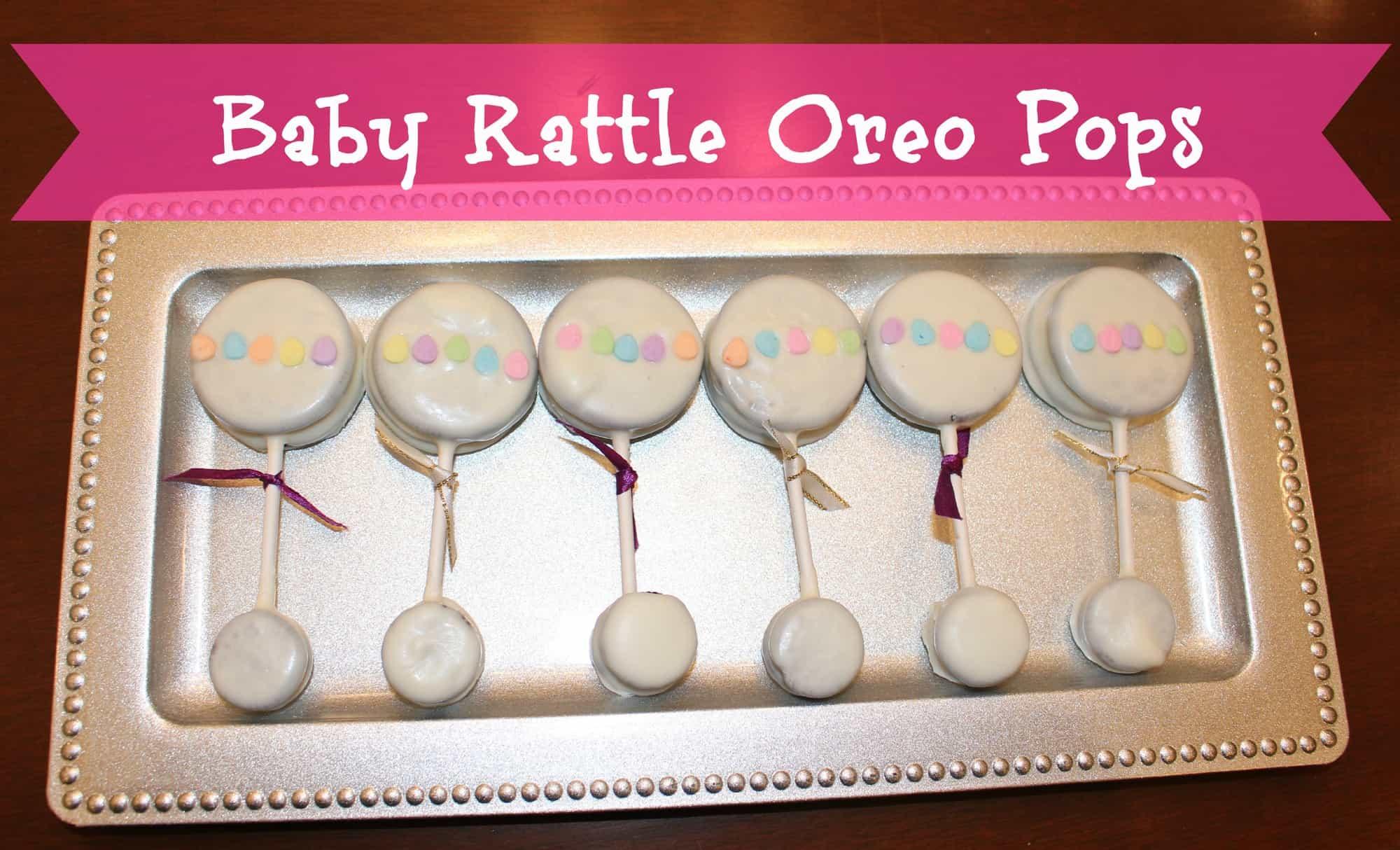 Baby Shower Dessert Ideas