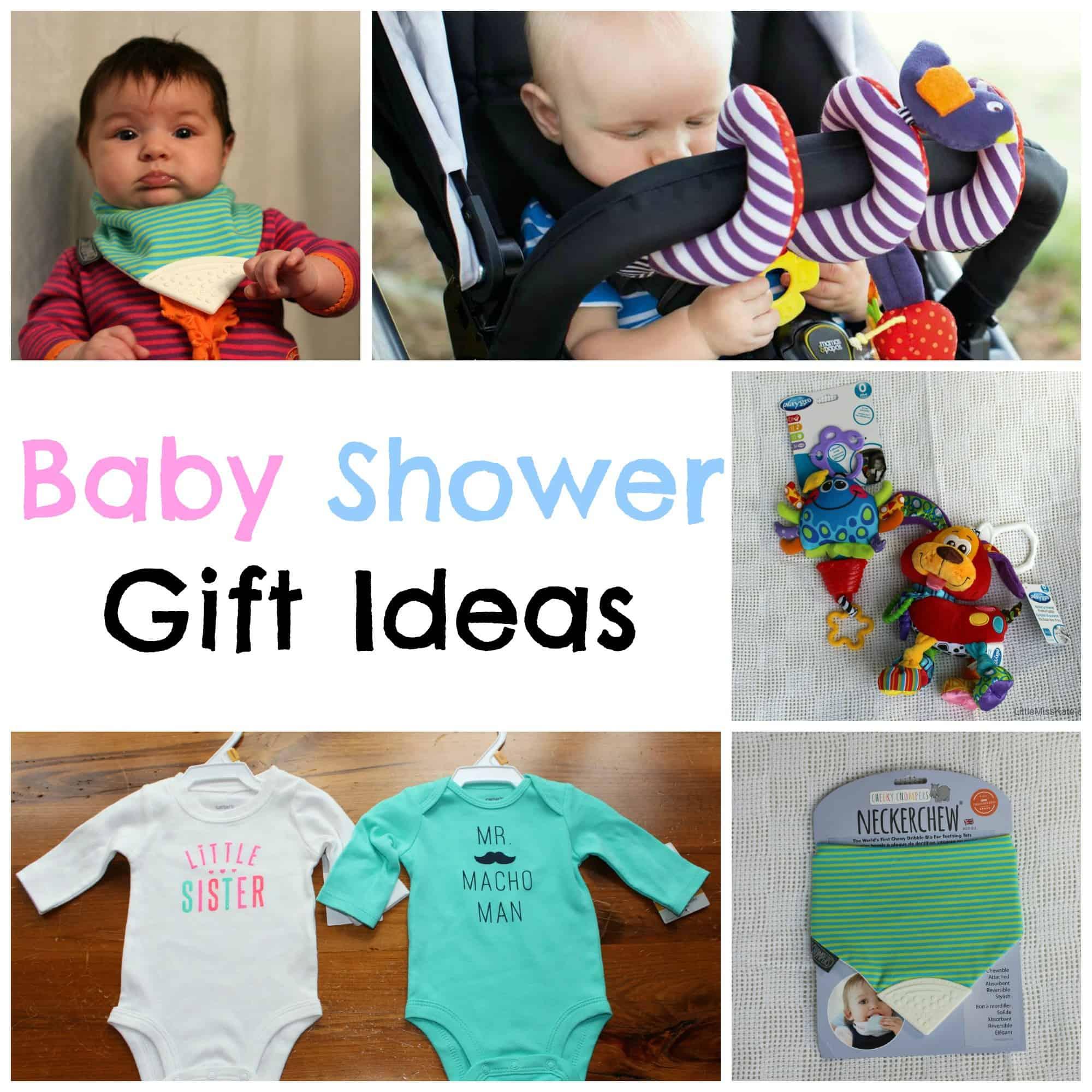 5 Baby Shower Gift Ideas