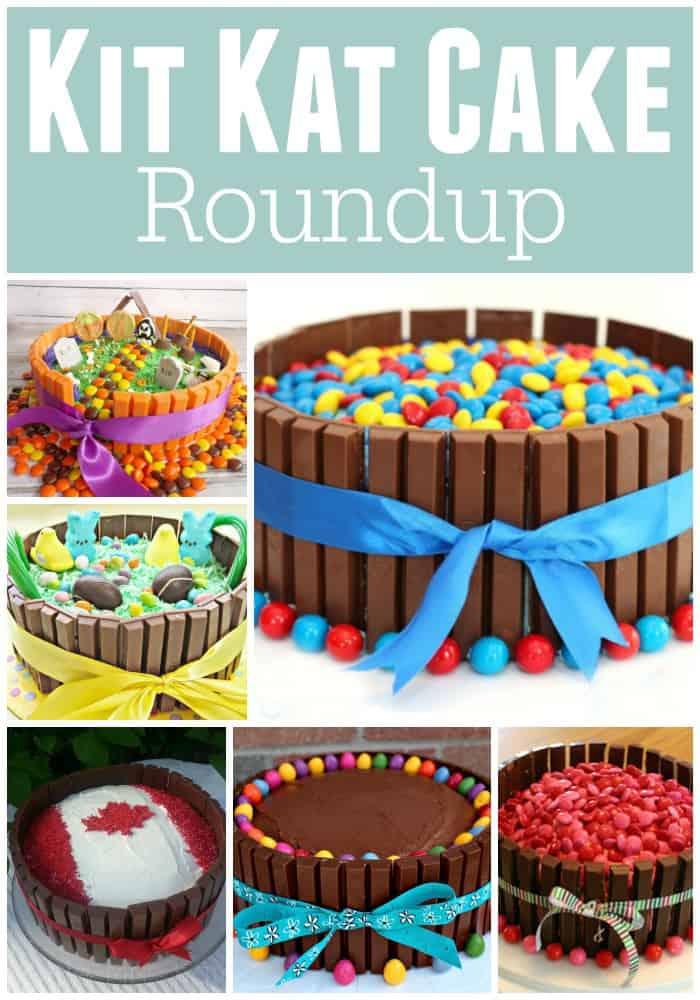 Kit Cake Round Up