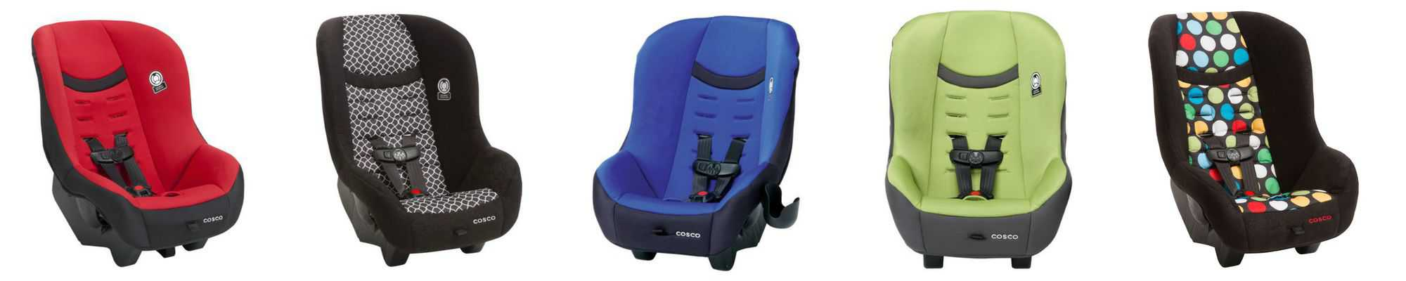 Cosco Scenera Next Convertible Car Seat Review – FAA approved car seat