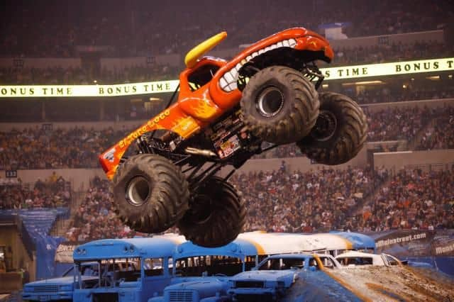 Lets Get Loud With Monster Jam Toronto