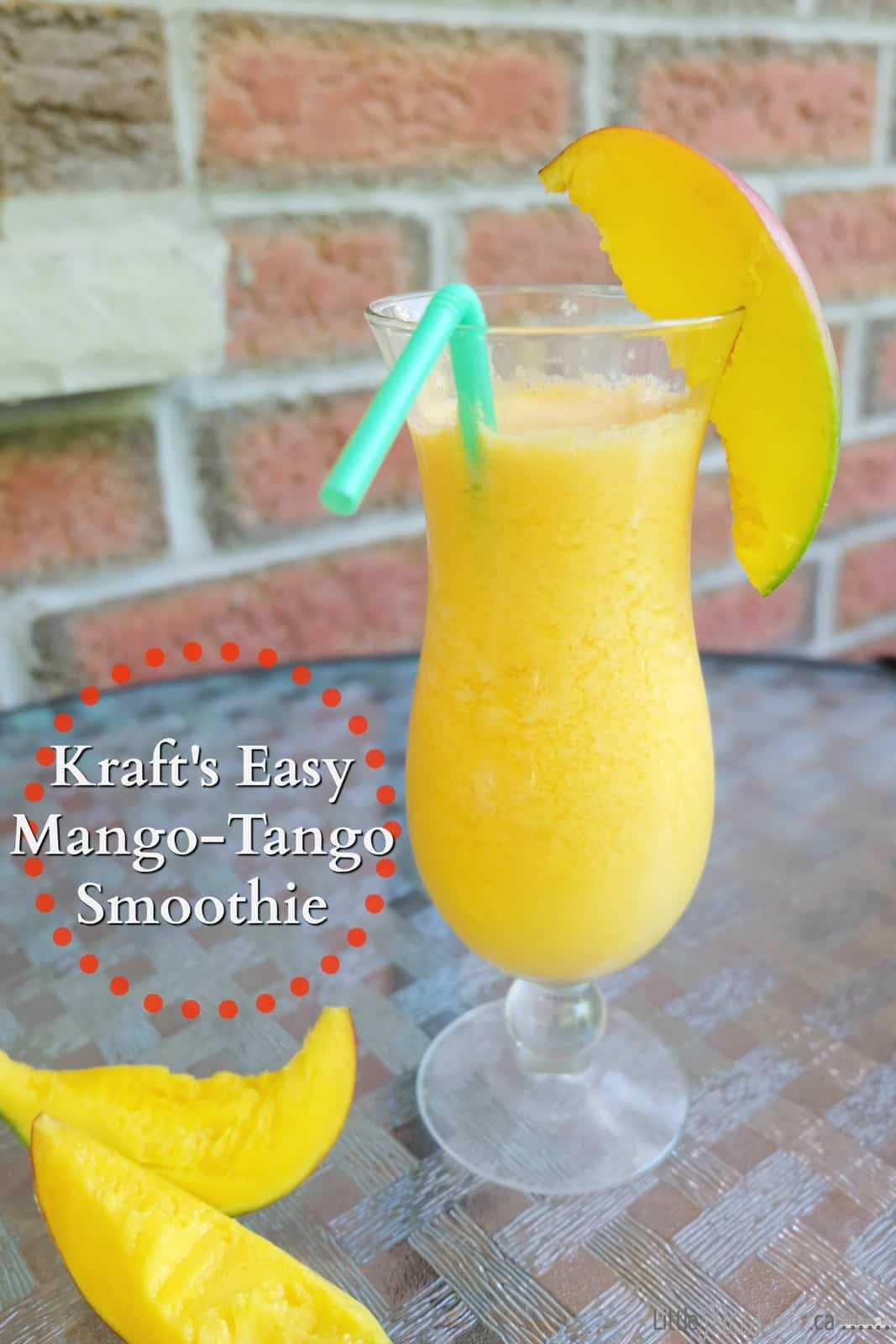 Easy Mango-Tango Smoothie Recipe – Delicious Drink for HOT Summer Days