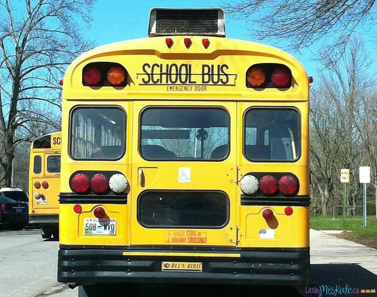 Back-To-School Shopping List for Junior Kindergarten