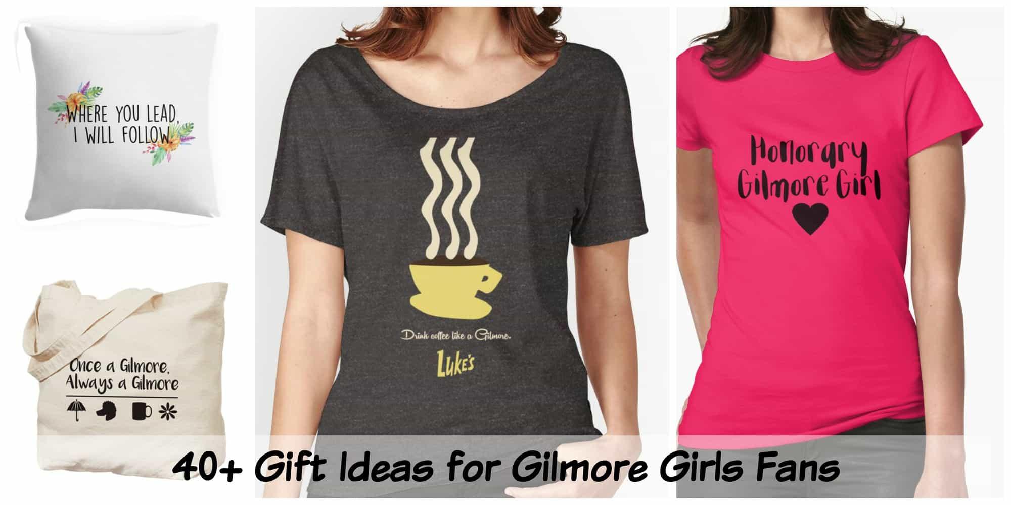 40+ Gift Ideas for Gilmore Girls Fans