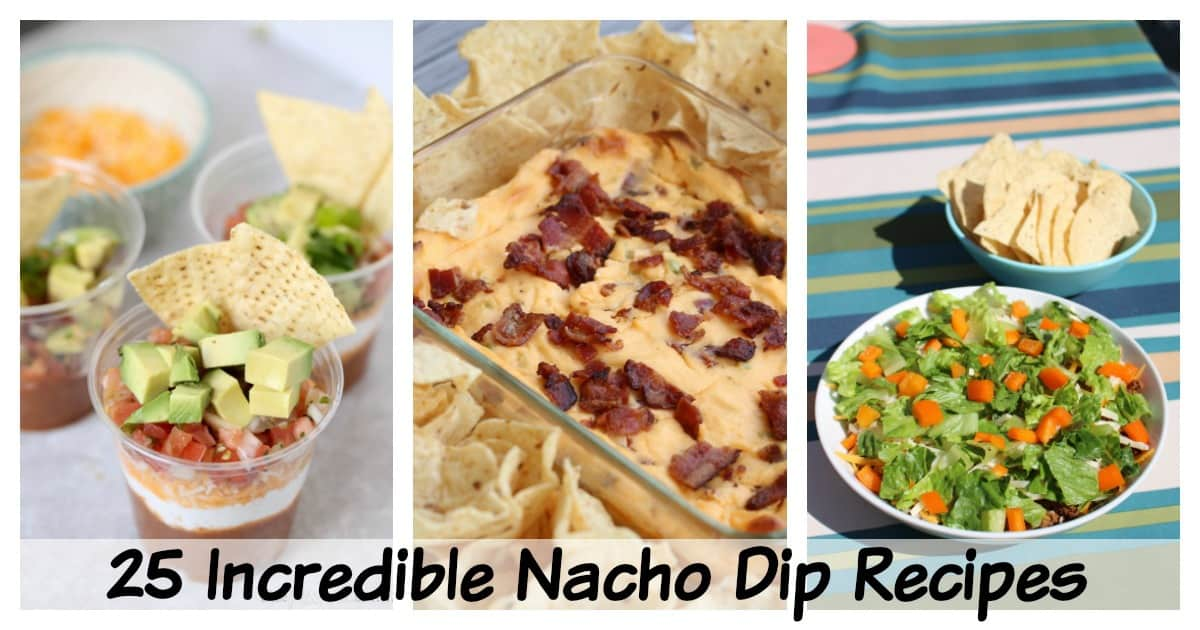 25 Of The Most Incredible Nacho Dip Recipes