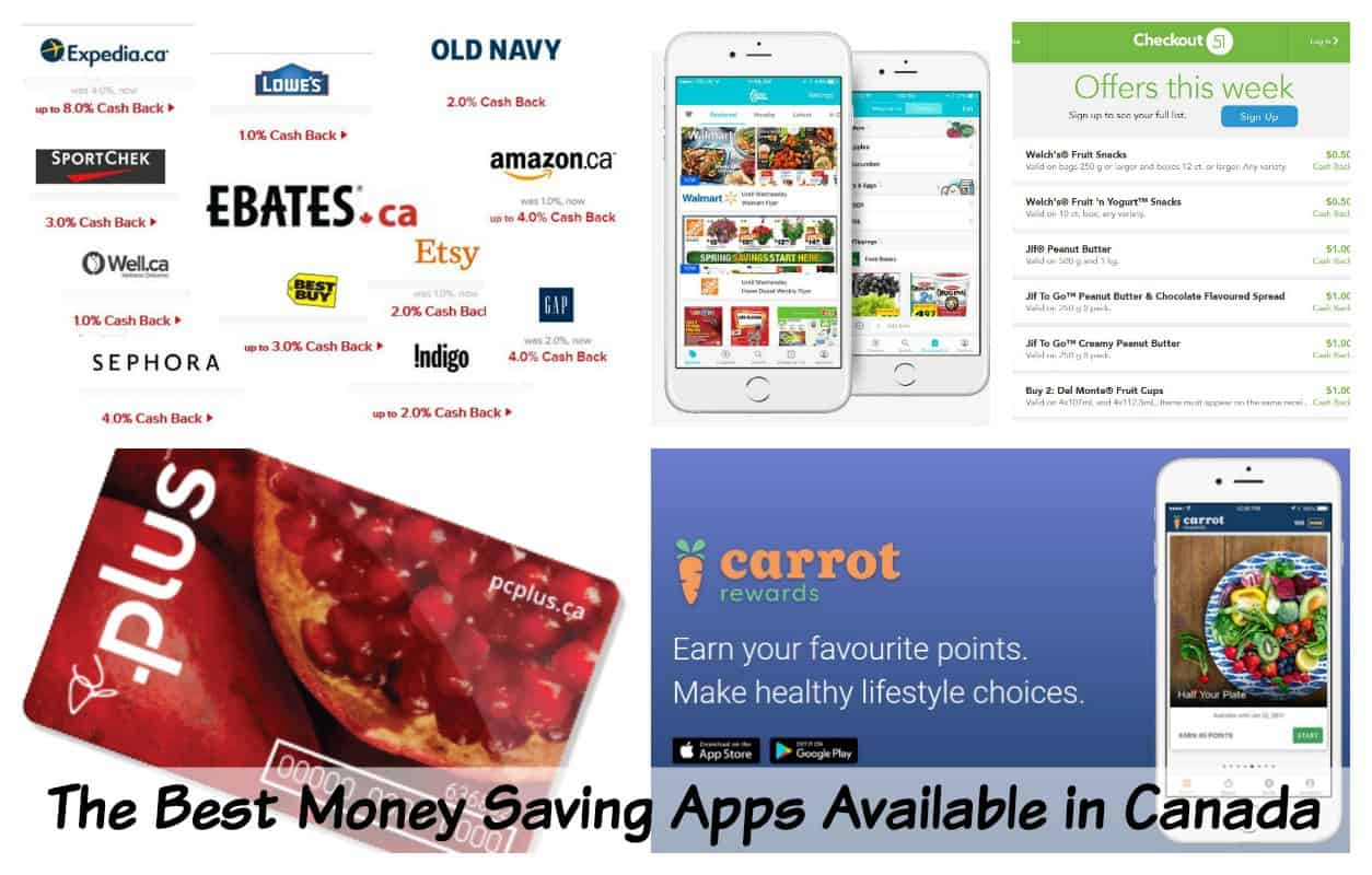 The Best Money Saving Apps Available in Canada