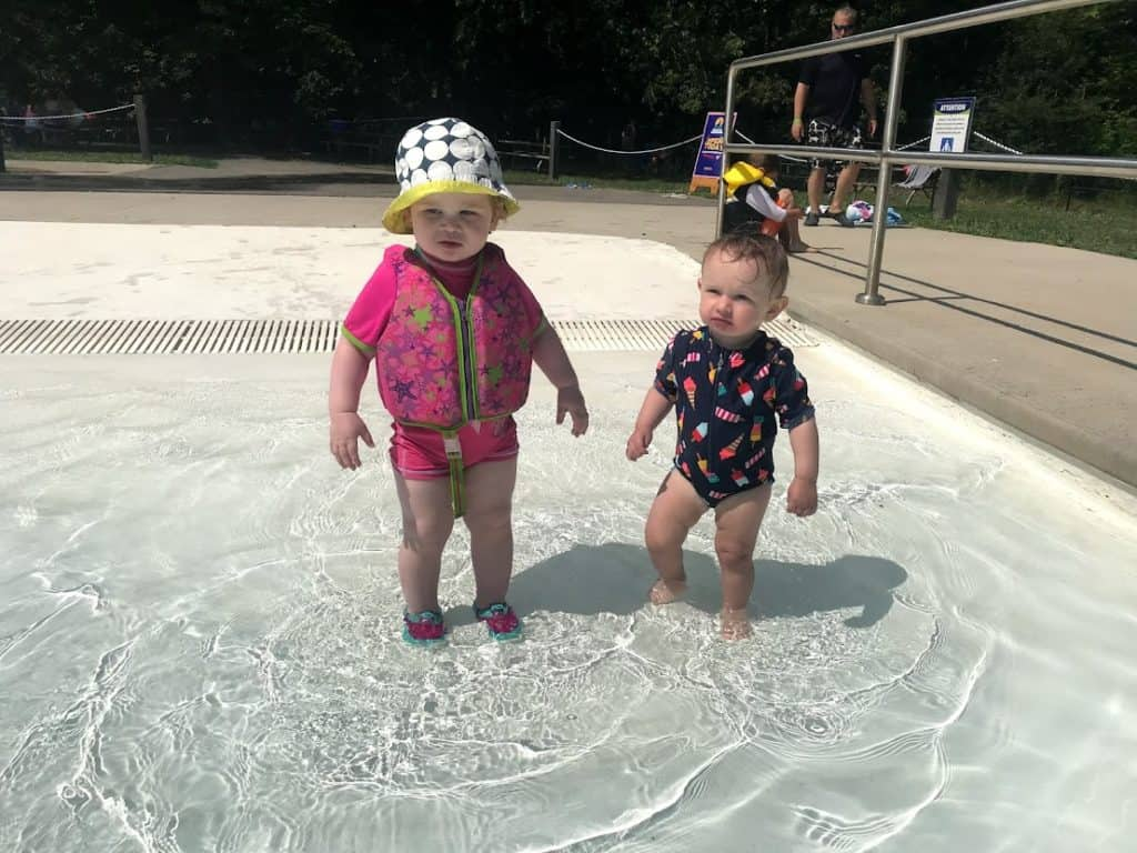 Heartlake Conservation Area Pool