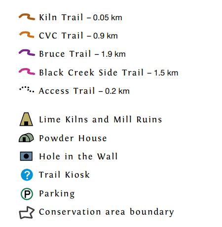 limehouse trails