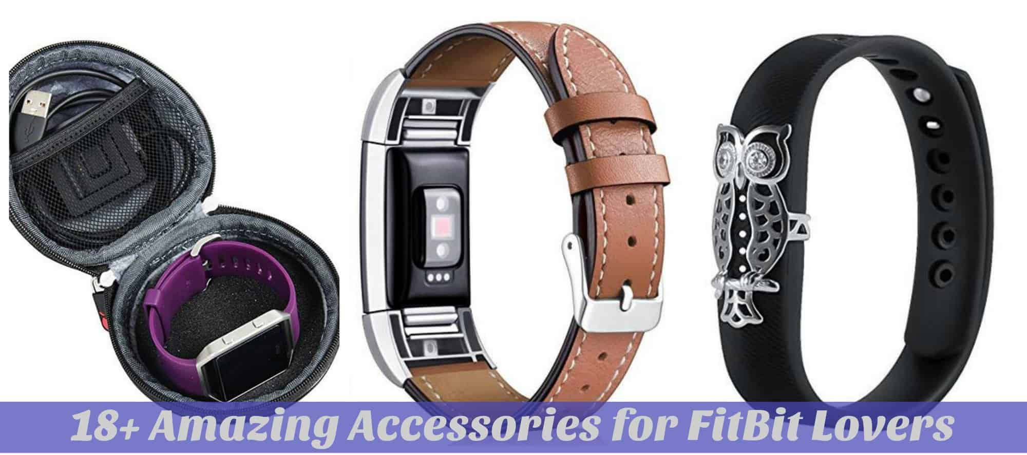 18+ Amazing Accessories for FitBit Lovers