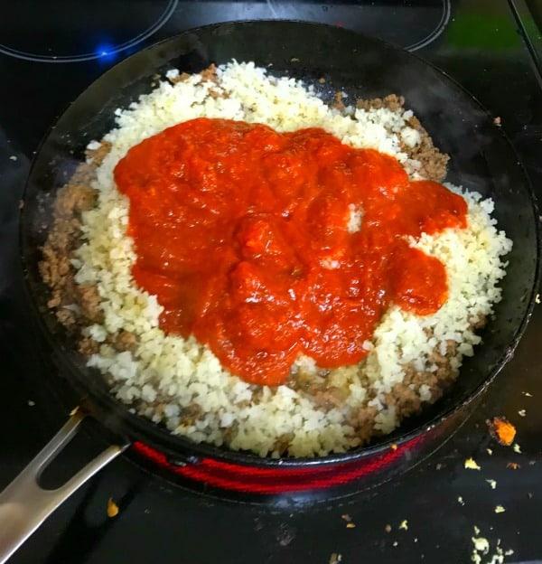 stuffed pepper mix