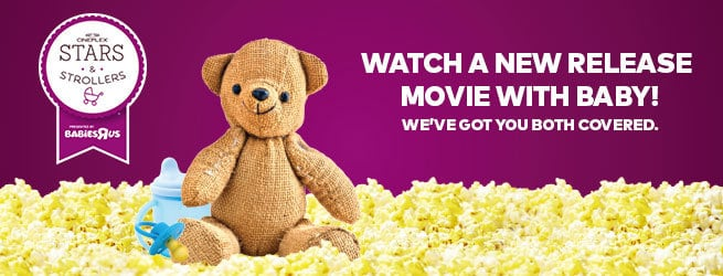 Stars and Strollers Brampton- Babies First Movie Experience