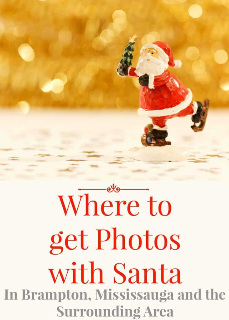 Santa Visits: Where & How To Safely See Santa in the GTA