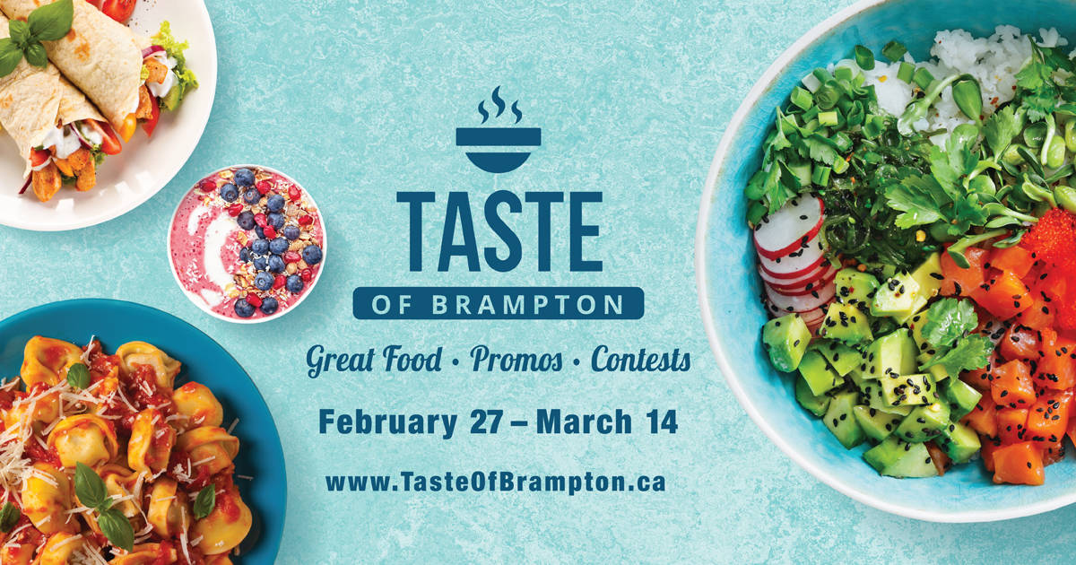 Taste of Brampton