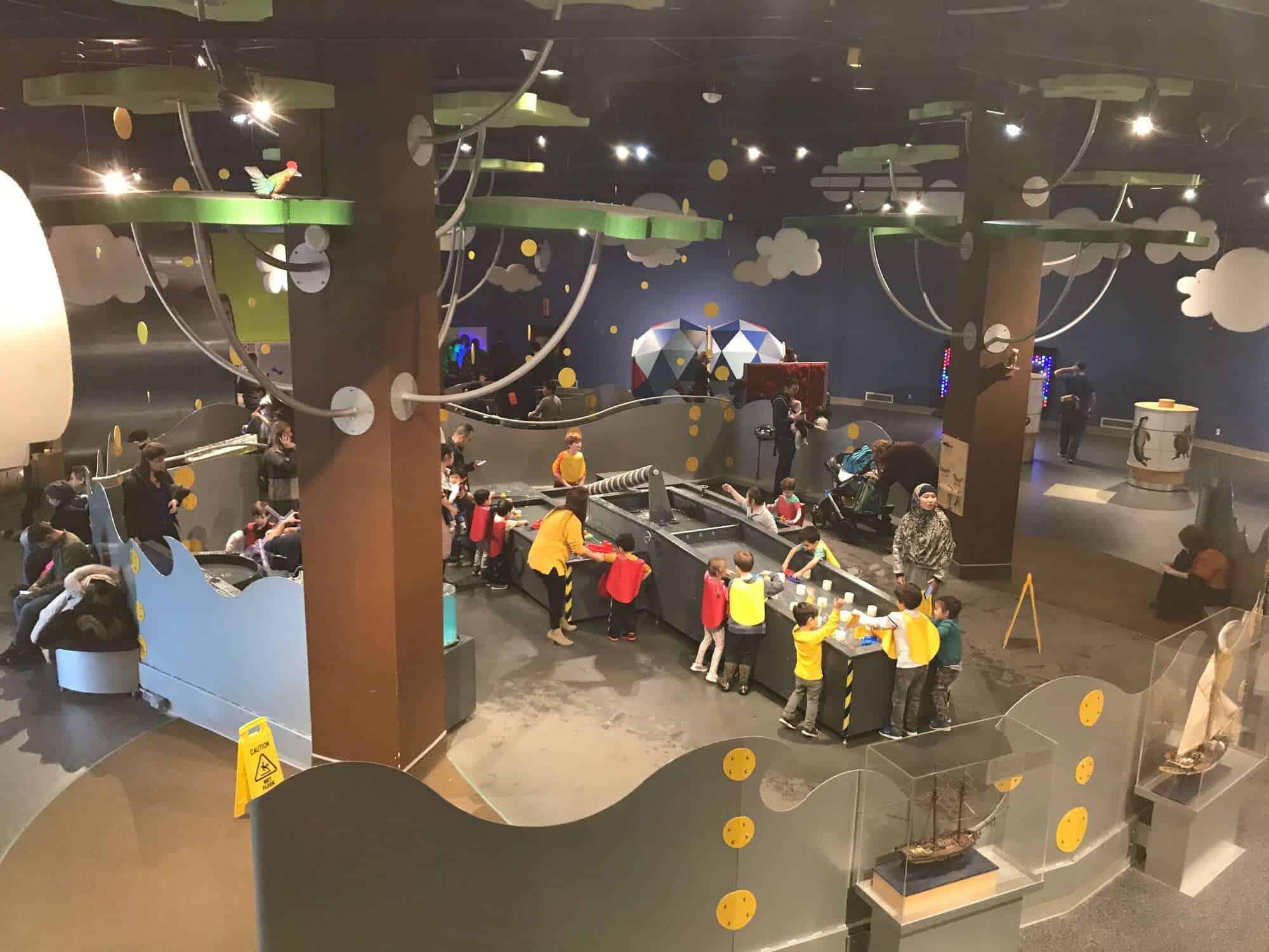KidSpark Ontario Science Centre