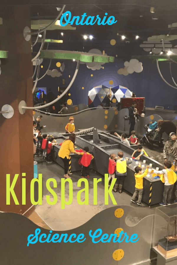 Kidspark at the Ontario Science Centre