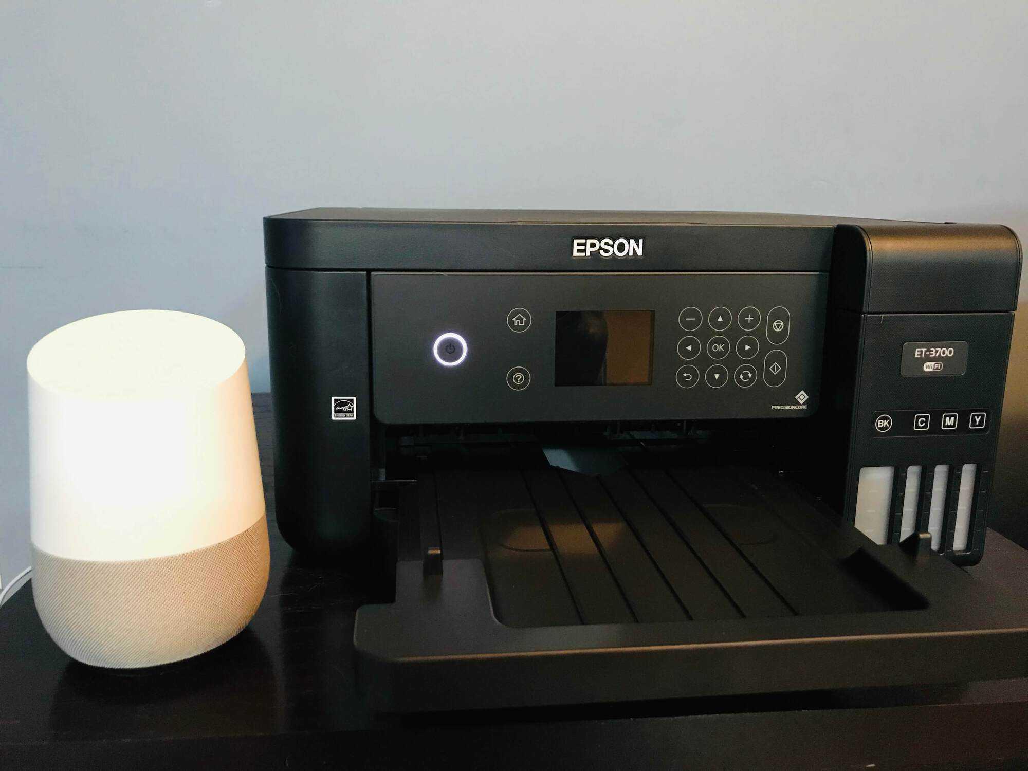 Photo Printing Family Memories with Epson ET-3700 Eco Tank