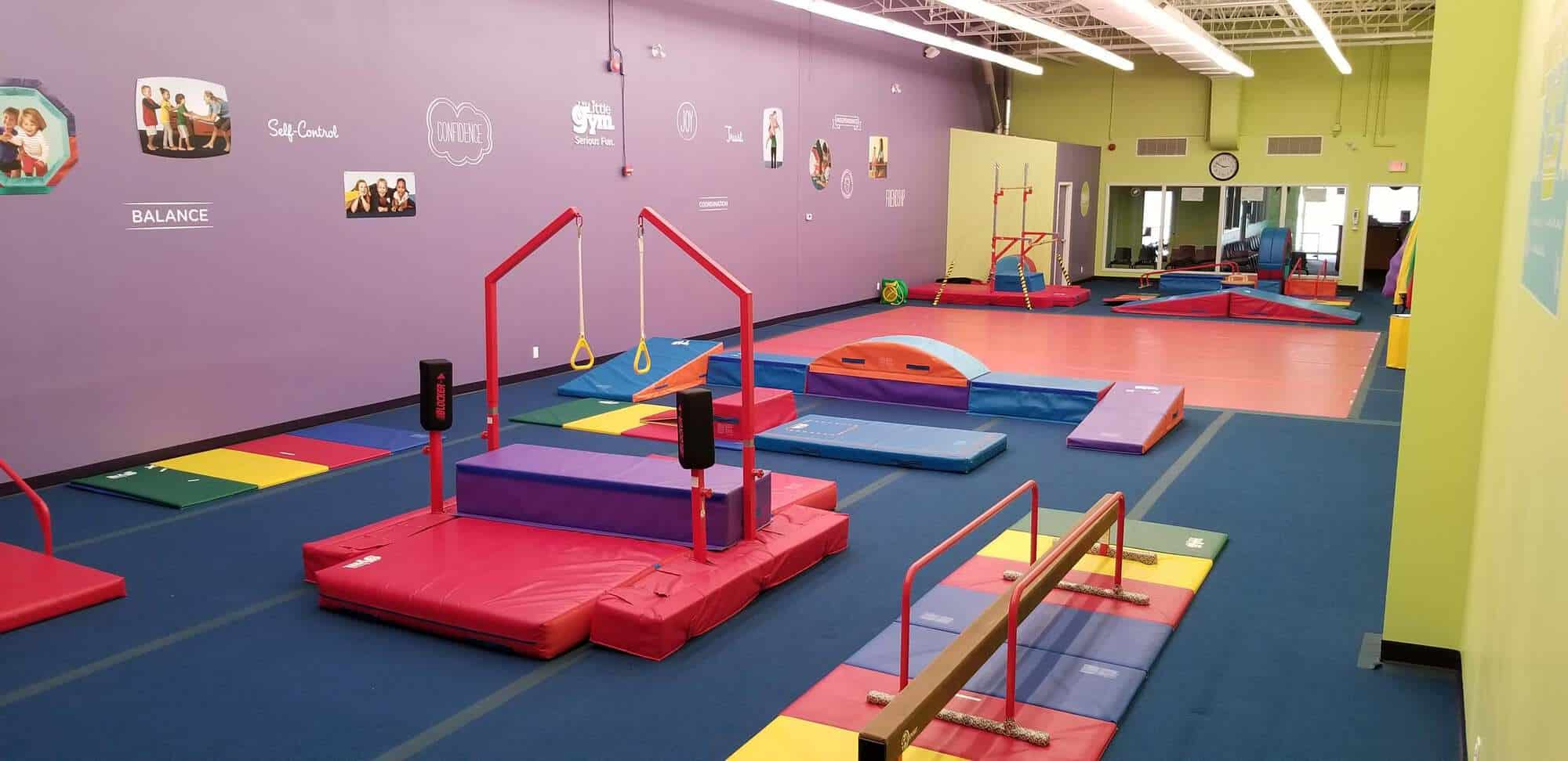 Gymnastics for Kids at Little Gym of Mississauga East!