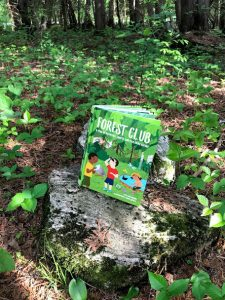 Forest Club - A Year of Activities, Crafts and Exploring Nature