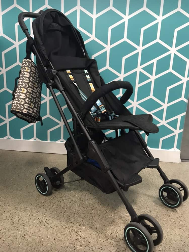 Summer Travel: The Best Compact Stroller for Travel
