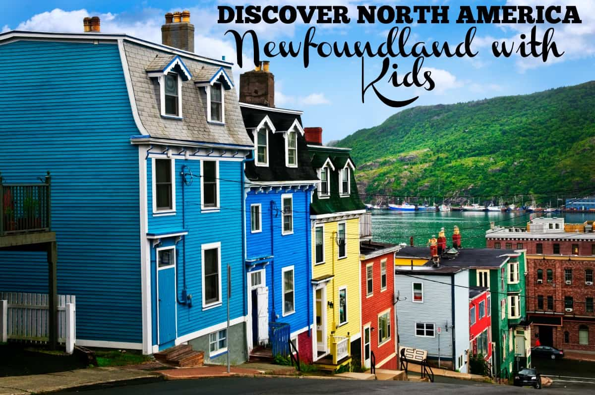 Top destinations in breathtaking Newfoundland and Labrador with Kids