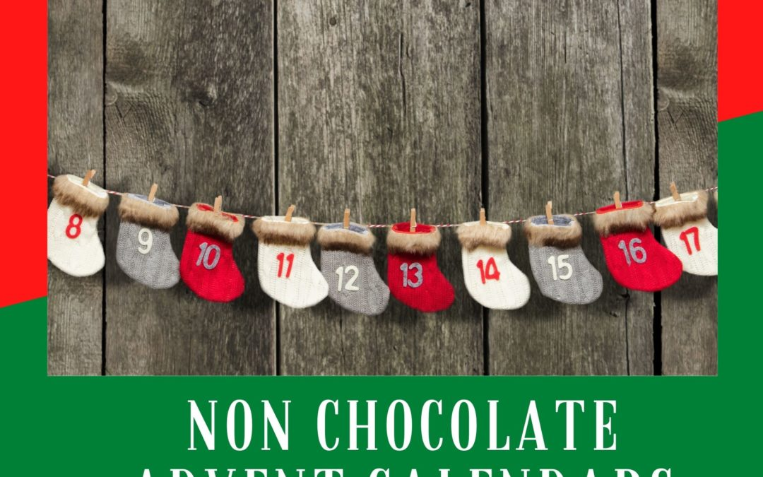 20+ Best Advent Calendars for Kids that are NOT Chocolate – Updated 2021
