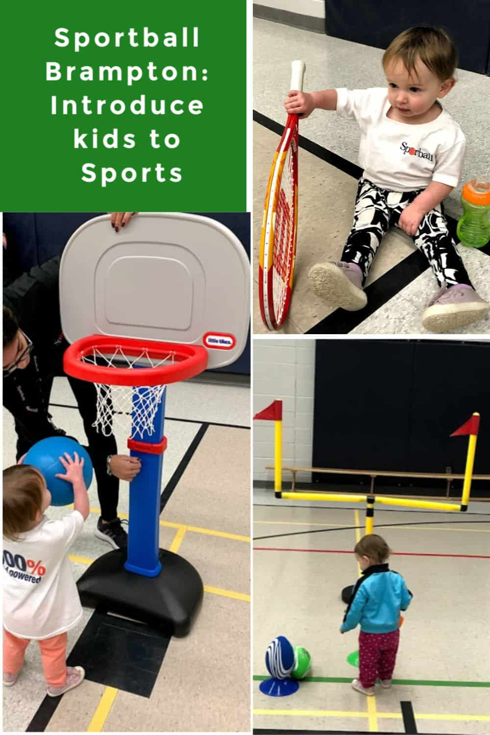 Sportball Brampton: An Introduction to Sports for Kids