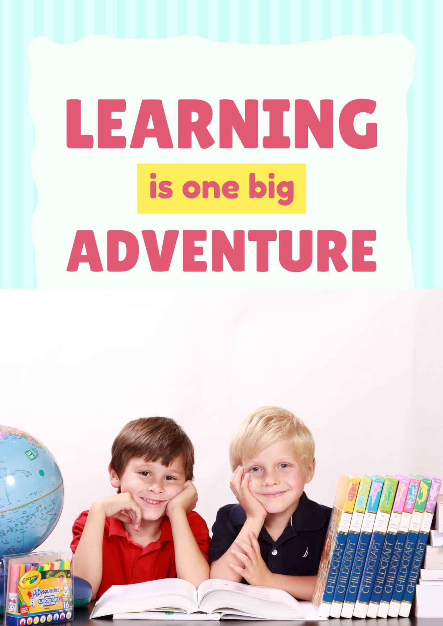 Educational and Fun Ways to Entertain Kids at Home and Keep them Learning