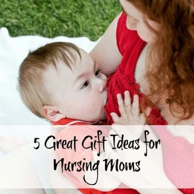 5 Great Gift Ideas for Nursing Moms #LMKUnderMyTree