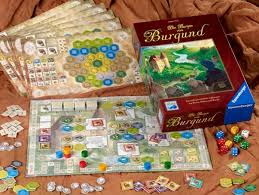 Castle of Burgundy Best Board Game
