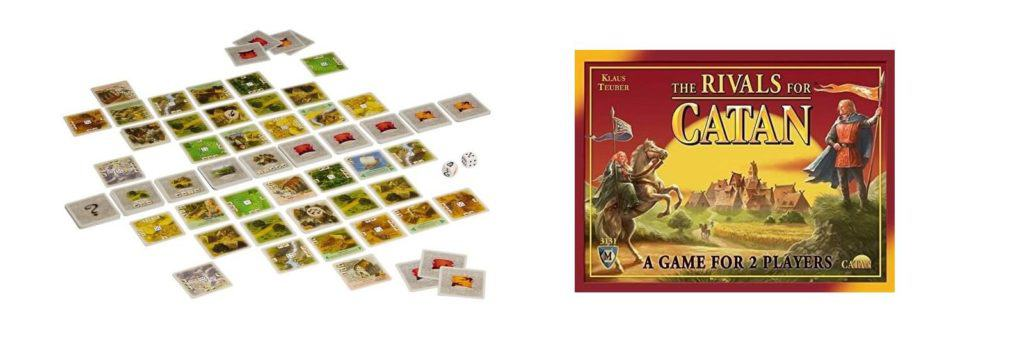 Rivals of Catan Best Board Game