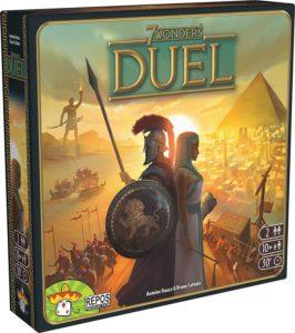 7 wonders duel - best board game