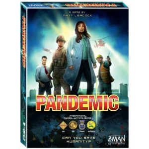 Pandemic Best Board Game