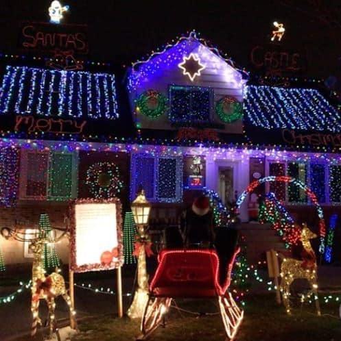 Best Christmas Light Displays in Oakville