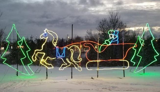 Best Christmas Light Displays in Georgetown