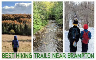 13 Of The BEST Hiking Trails In and Near Brampton