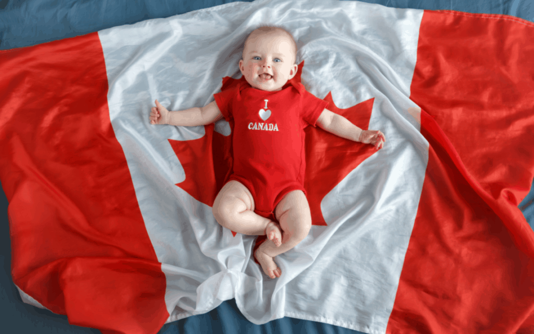 Unique Baby Shower Gift Ideas – Canadian Edition