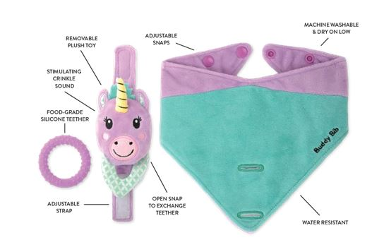 Baby Shower Gift Ideas: Teething Toys