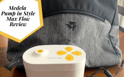 Medela Breast Pump in Style Max Flow Review