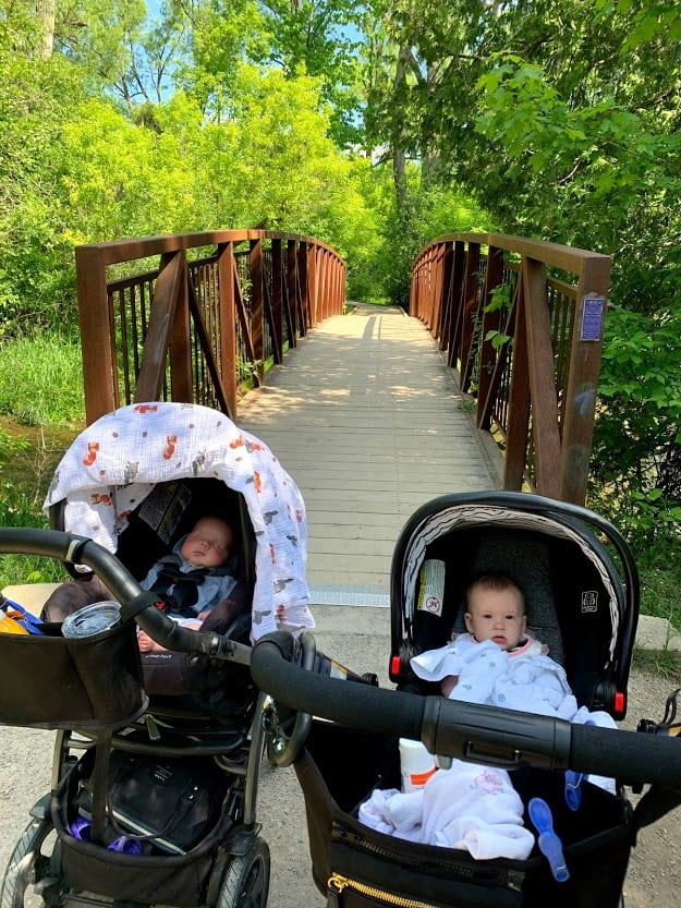 Hungry Hallow Stroller Friendly Trail