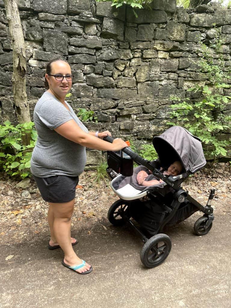 Stroller Friendly Trails in Hamilton