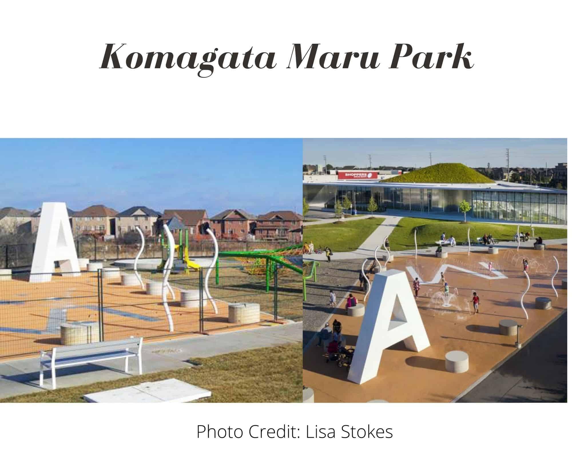 Komagata Maru Park