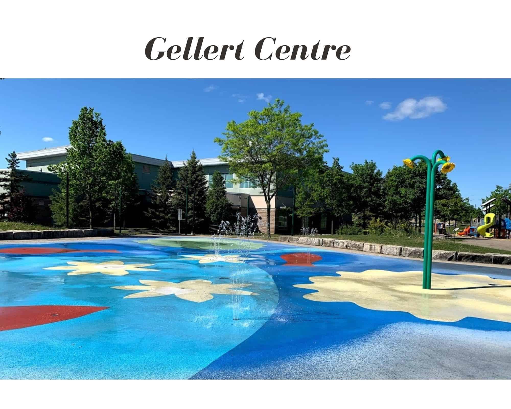 Gellert Centre Georgetown
