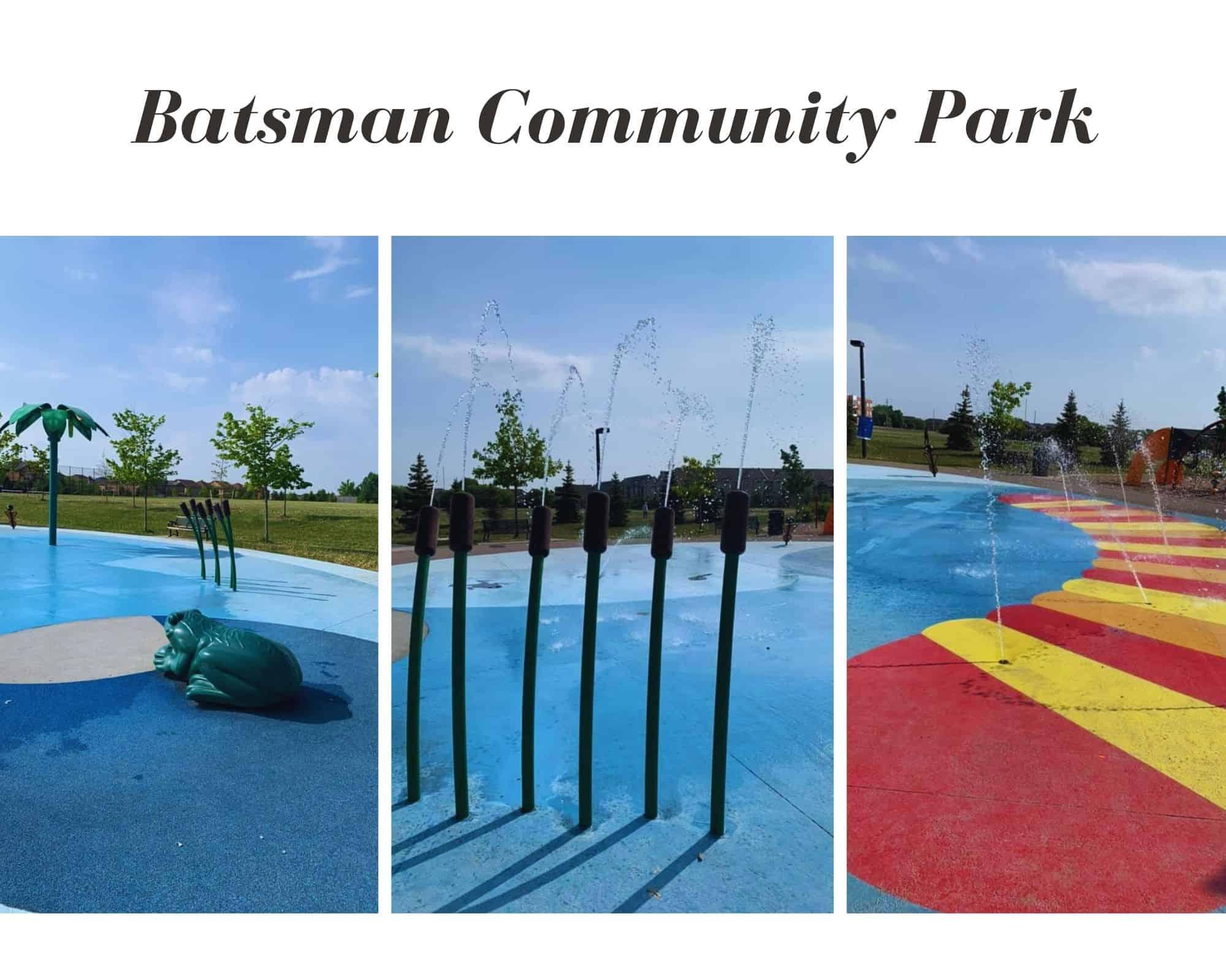 Batsman Community Park