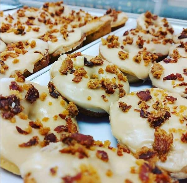 best donuts in brampton bolton maple bacon caledon roots