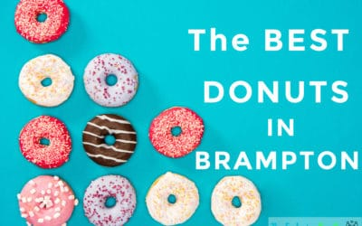 The Best Donuts in Brampton